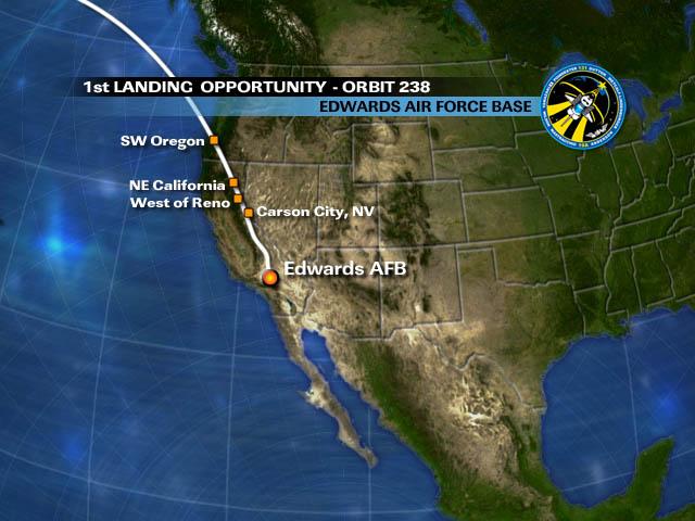 space shuttle orbital tracking - photo #15