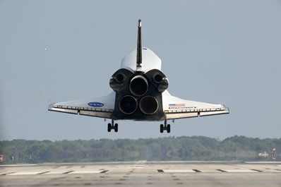 space shuttle contingency landing sites - photo #29