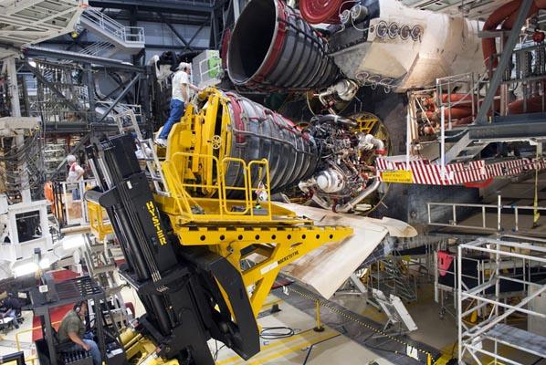 space shuttle main engine start - photo #39