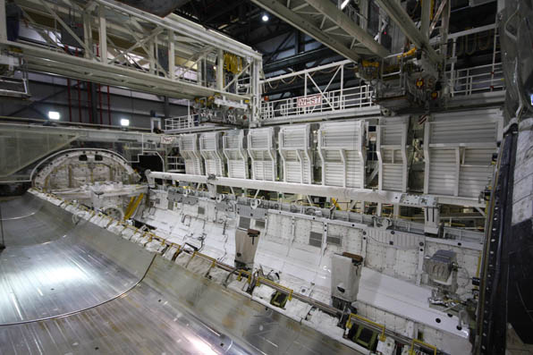 space shuttle payload bay doors - photo #41