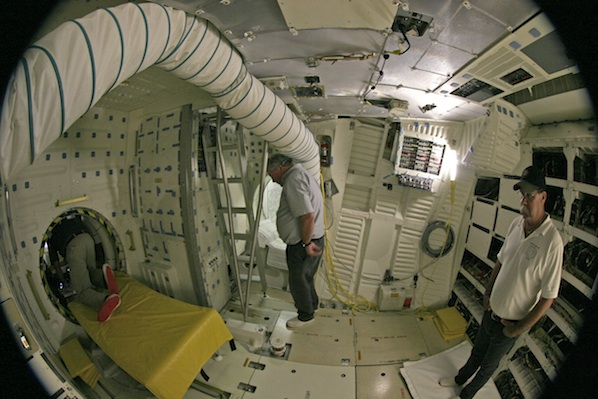 Futuristic Space Station Sleeping Quarters - Pics about space
