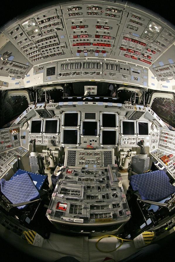 space shuttle cabin crew - photo #20