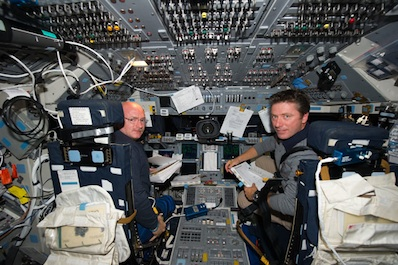 space mission radio control space shuttle - photo #33