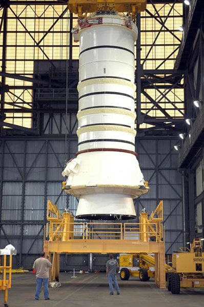 stacking space shuttle srb - photo #11