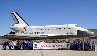 when did the space shuttle program retired - photo #45