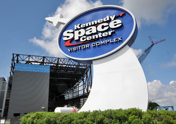 Photos NASAs Space Shuttle Atlantis on Display at KSC