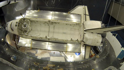 space shuttle payload bay doors - photo #6