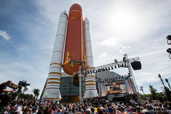 SPACE - Space Shuttle Atlantis al KSC Visitor Complex 03
