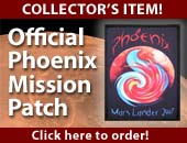 Phoenix mission patch