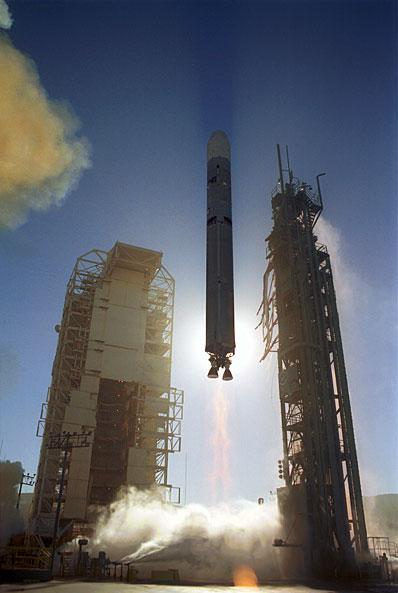 Spaceflight Now   Titan Launch Report   Titan 2 rocket's Vandenberg launch pad to be torn down