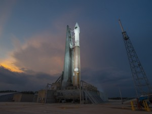 File photo of Atlas 5 in the 401 configuration. Image: ULA.