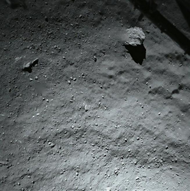 Comet_from_40_metres