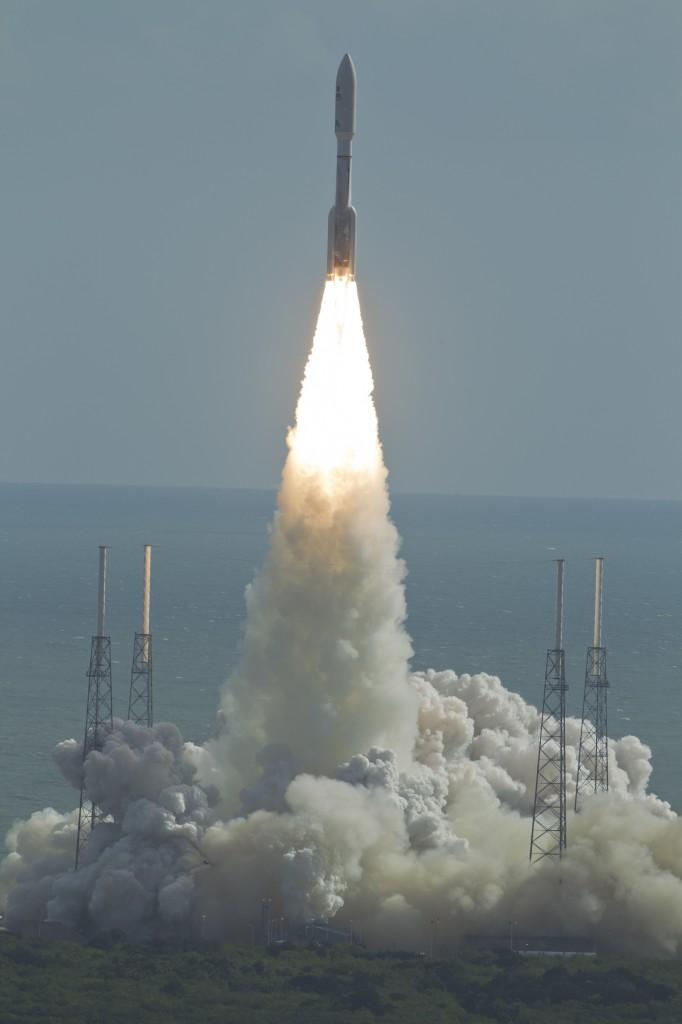 File 541 launch image. Credit: NASA