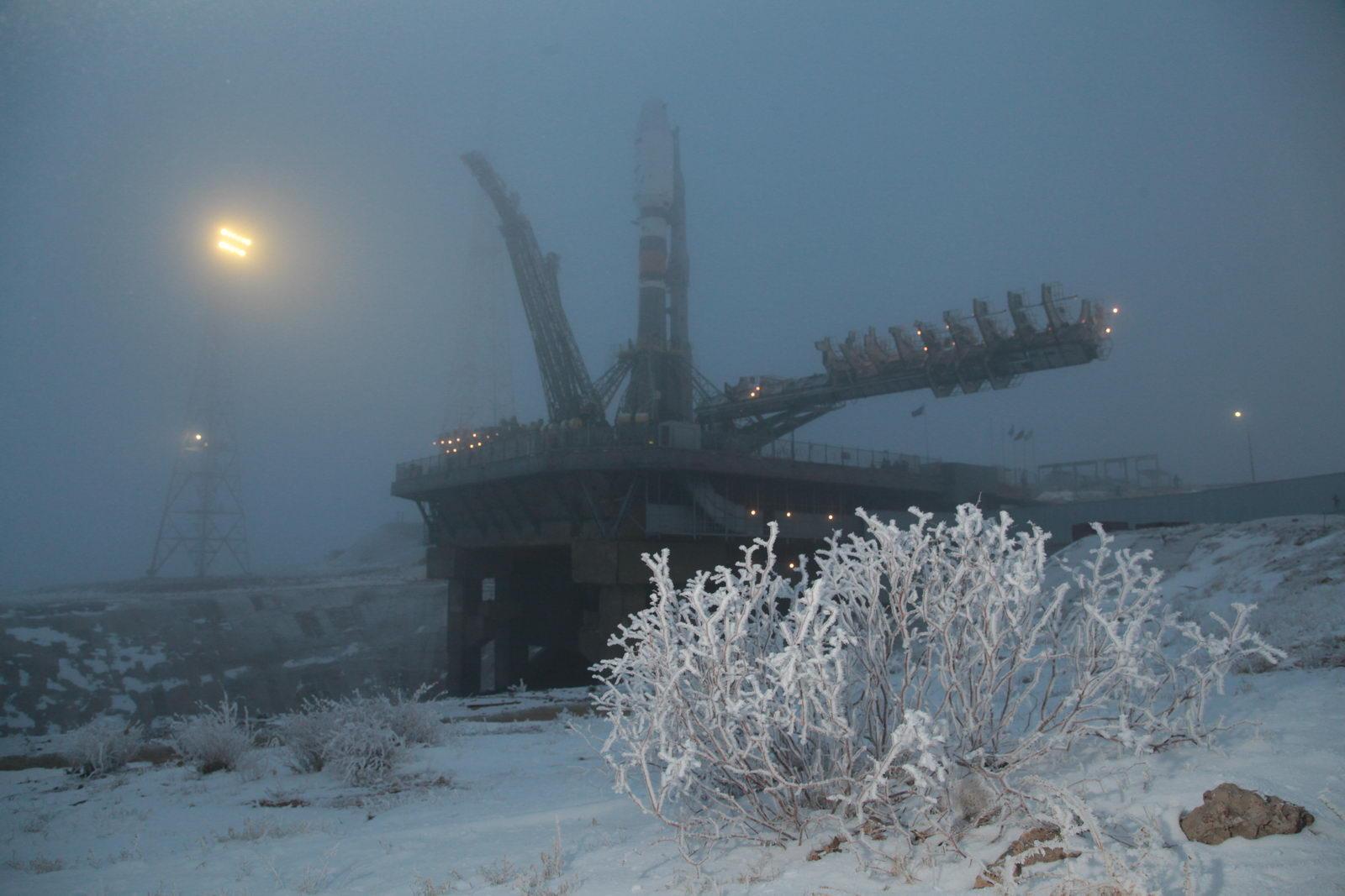 Photo credit: Roscosmos