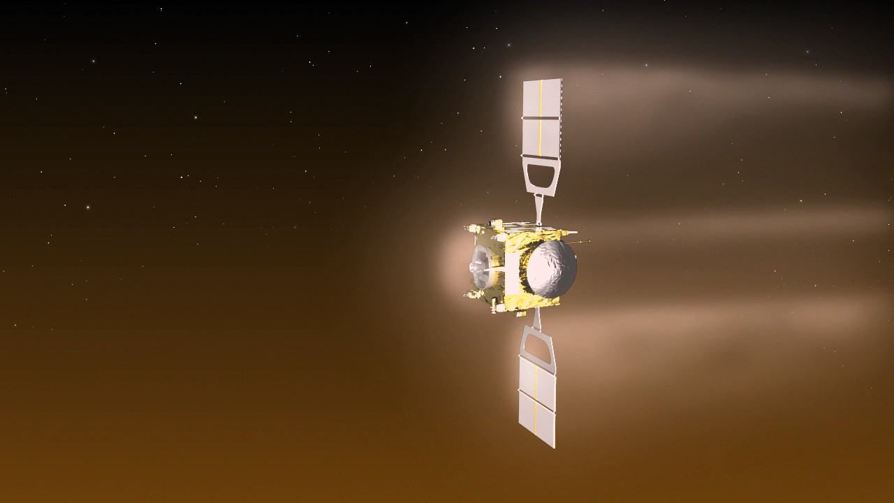 http://spaceflightnow.com/wp-content/uploads/2014/12/Venus_Express_aerobraking.jpg