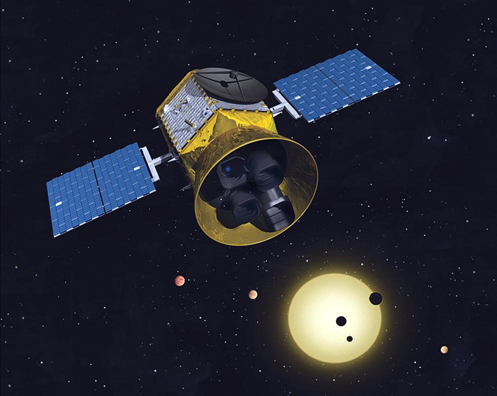 Planet-hunting telescope to launch on Falcon 9 rocket ...