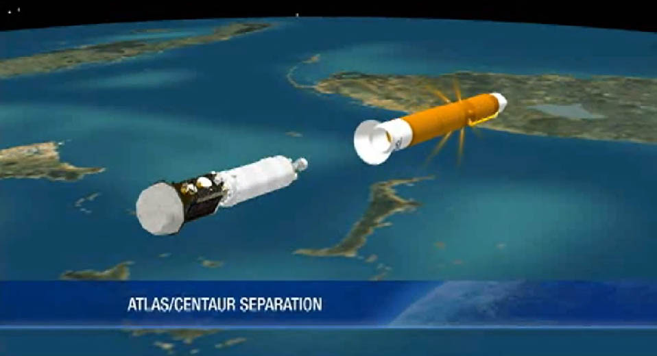 ULA Launches Spare Navy Satellite With Tricked-Out Atlas V Rocket