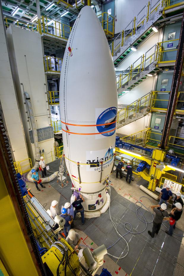 Photo credit: ESA–M. Pedoussaut, 2015