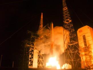 Launch of Delta IV Medium WGS-4