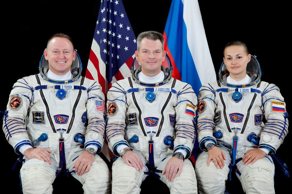 Credit: Gagarin Cosmonaut Training Center