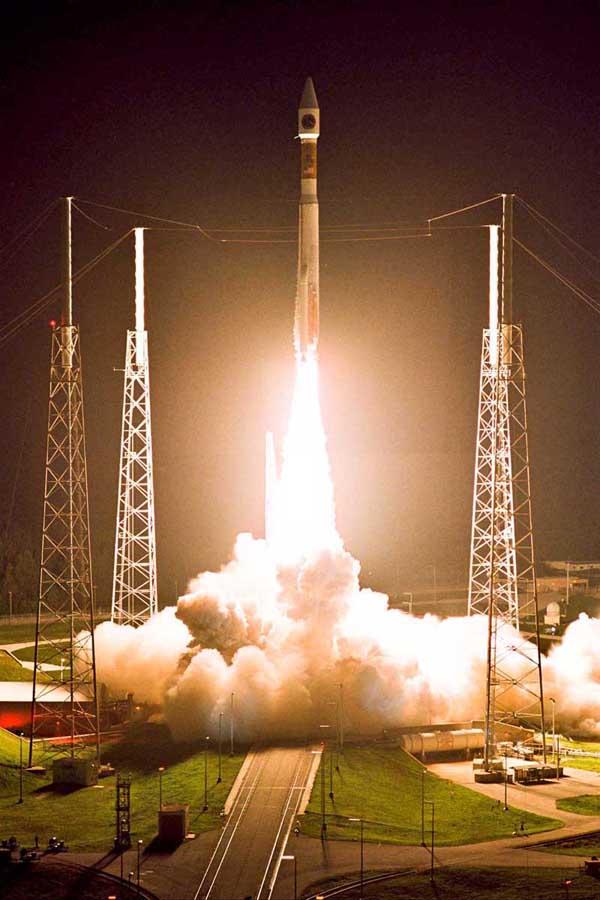 Atlas AV-011 Launch
