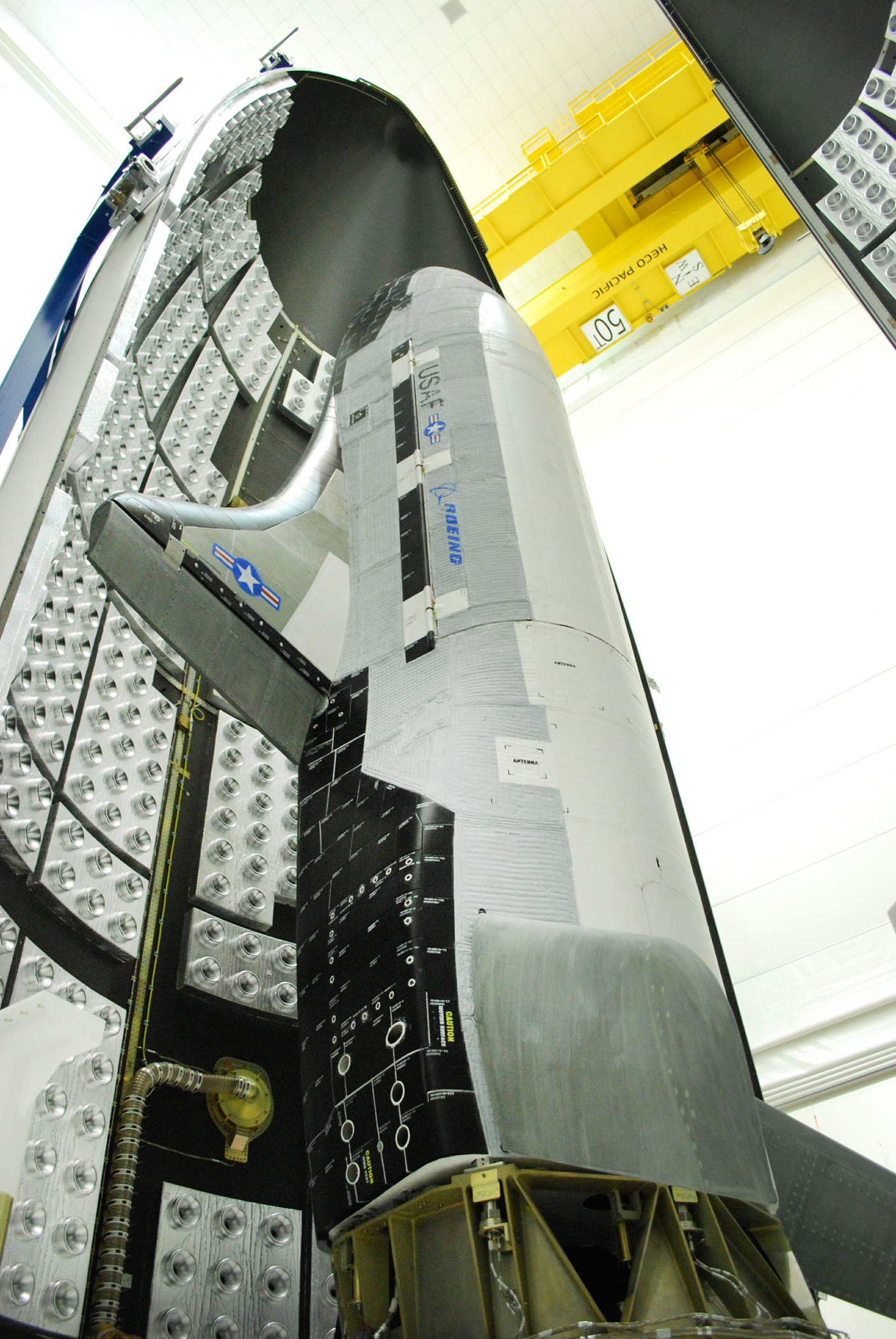 NASA gives more information on its experiment aboard the X ...