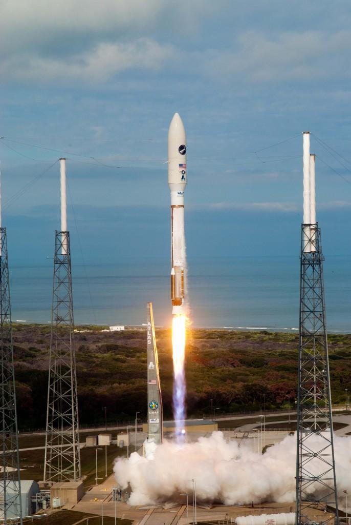 The last X-37B launch in 2012. Credit: ULA
