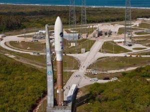 Atlas V AV-026 OTV-2; Rollout; Cape Canaveral AFB, FL
