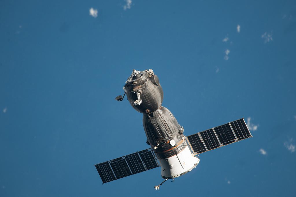 File photo of a Russian Progress supply ship. Credit: NASA