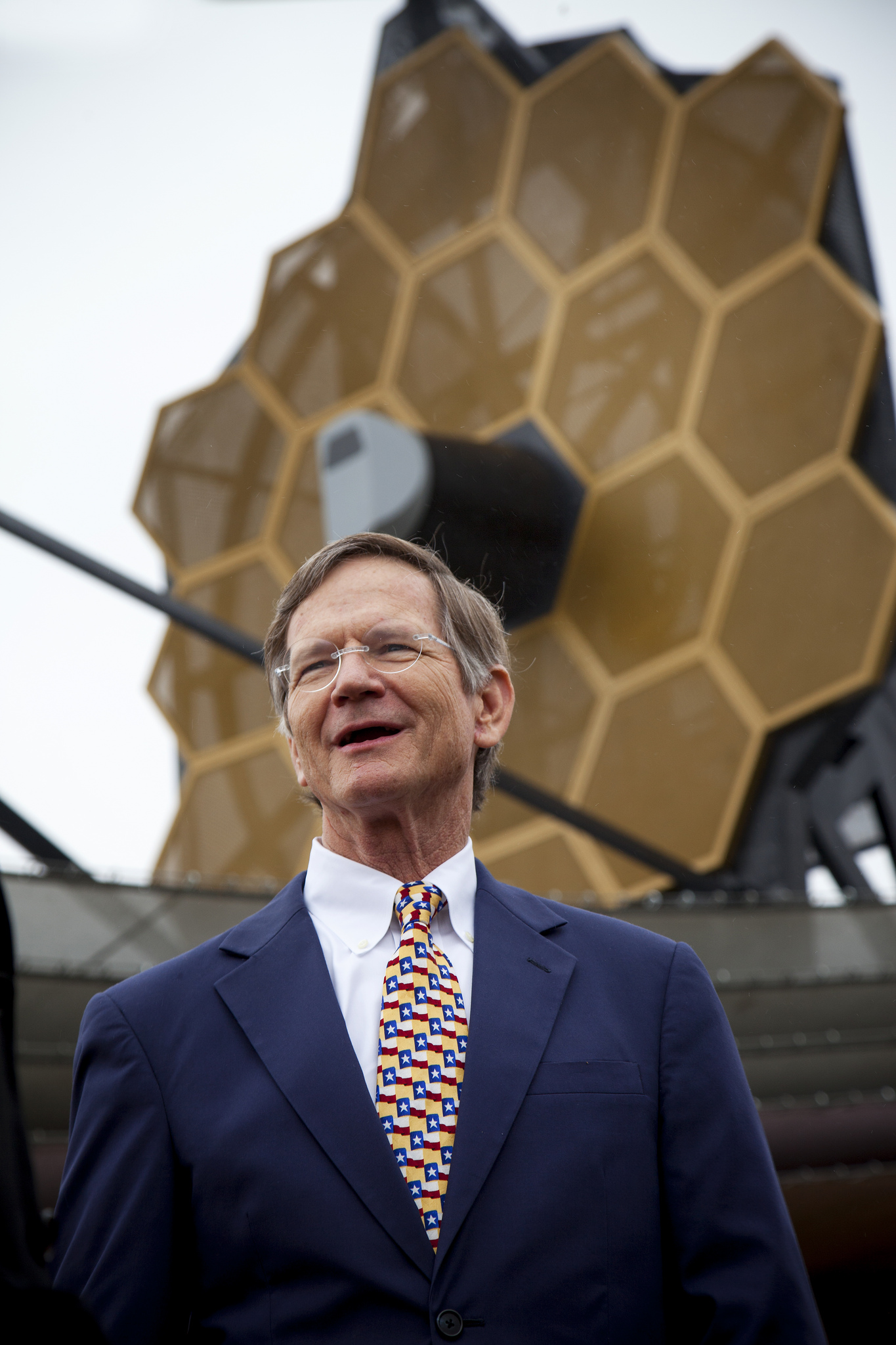 Rep. Lamar Smith, R-Texas, chairman of the House Science Committee. Credit: NASA/Alex Evers