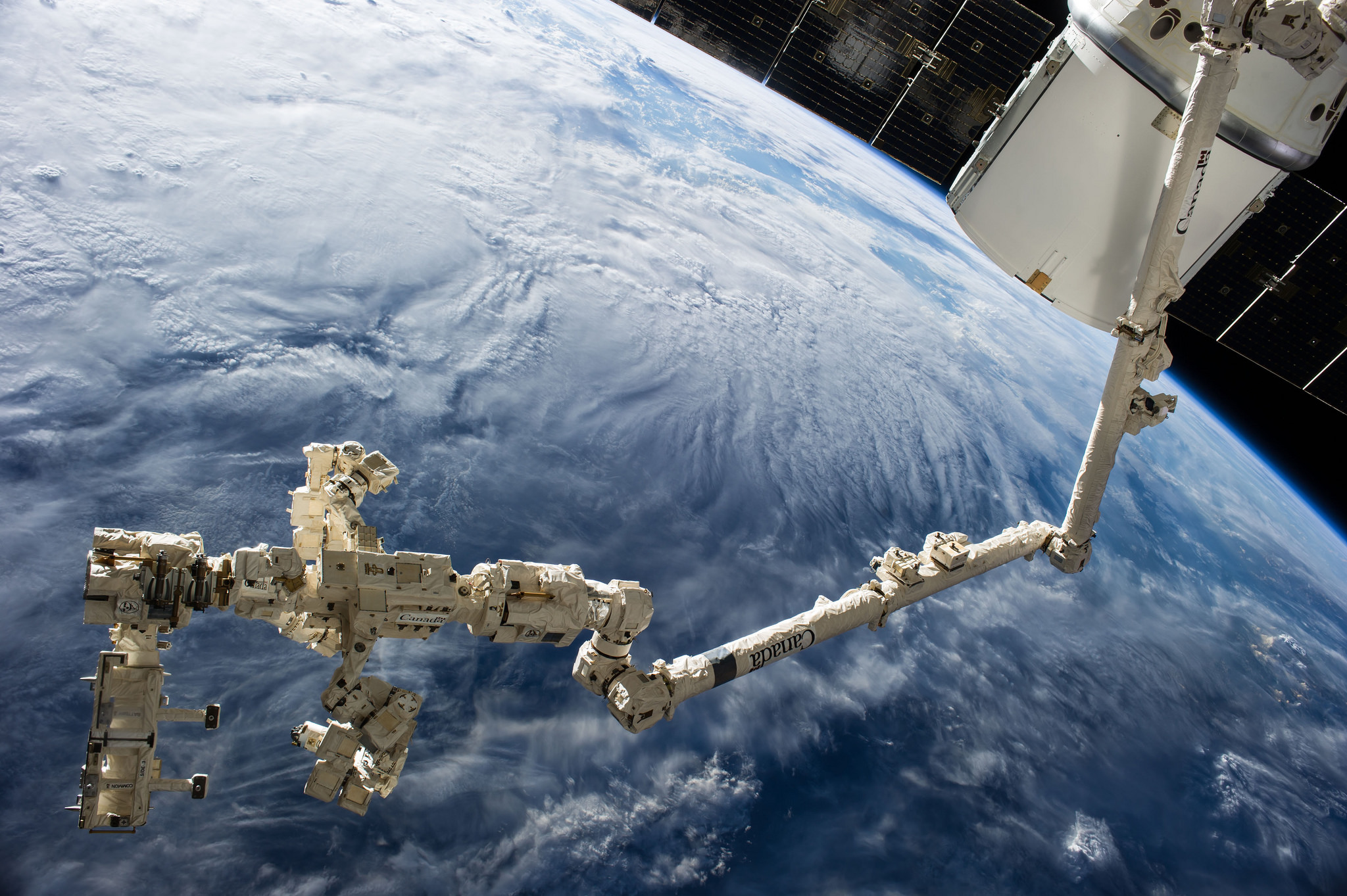 canadian astronaut international space station - photo #32