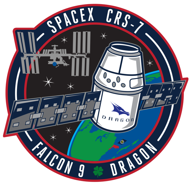 spacex crs 4 logo - photo #13