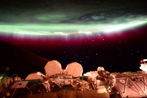 Credit: NASA/Scott Kelly