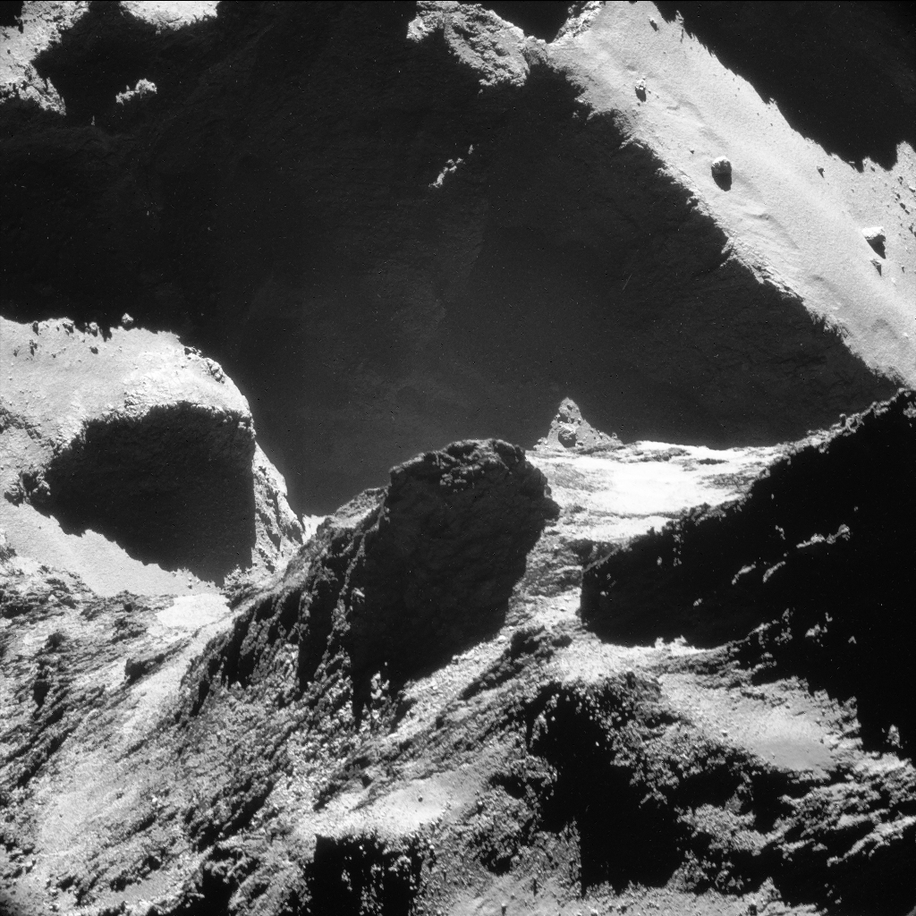 Photo credit: ESA/Rosetta/NAVCAM