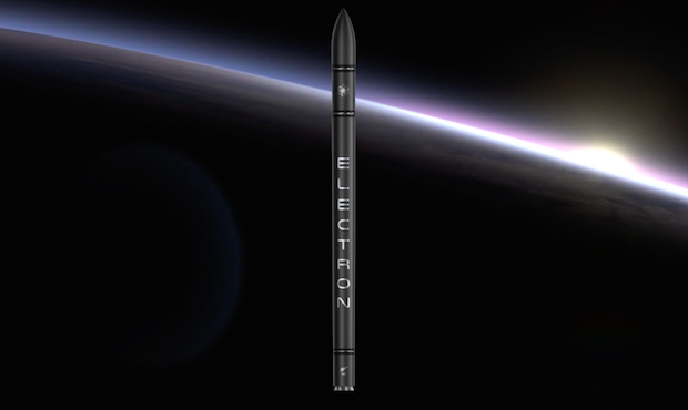 Artist's concept of Rocket Lab's Electron launcher. Credit: Rocket Lab