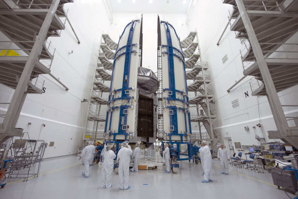 Atlas V 551 (MUOS-4) - 2.9.2015 5-1024x683