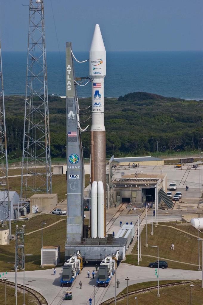 File photo of Atlas 5-431 rocket. Credit: ULA
