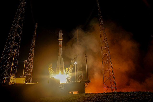 Photo credit: ESA–Manuel Pedoussaut, 2015