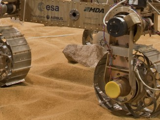 Extended Mars Yard opening/Airbus Defence & Space