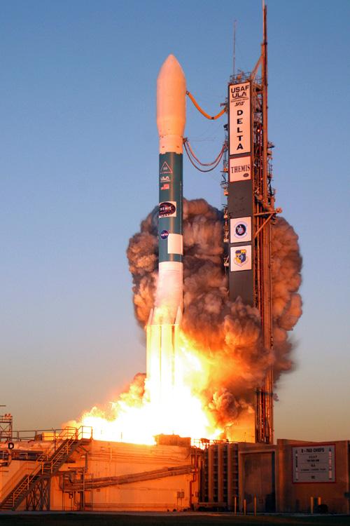 A Delta 2 rocket. Credit: ULA