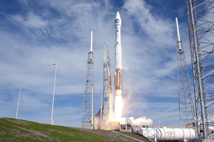 nasa launch manifest - photo #44