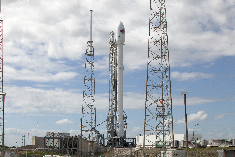 File photo of SpaceX's Falcon 9 rocket. Credit: NASA/Kim Shiflett