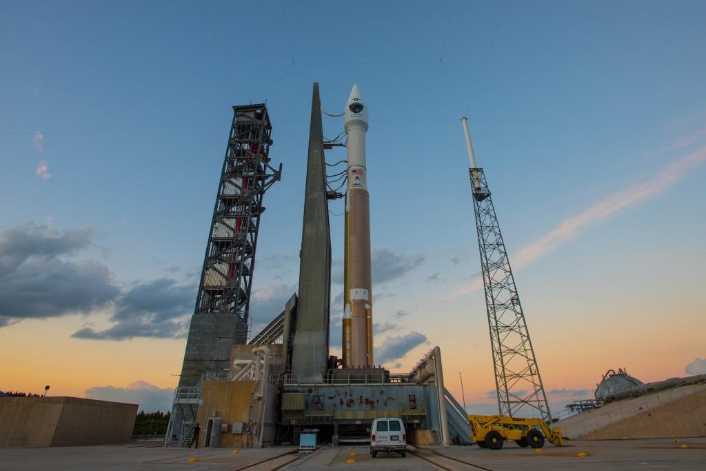Atlas 5 rocket file photo. Credit: ULA