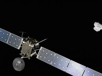 Rosetta_approaching_comet
