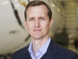Virgin Galactic CEO, George Whitesides