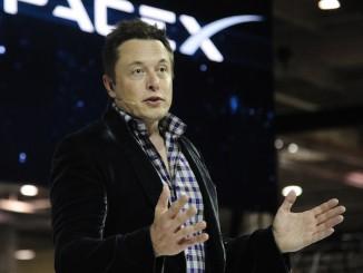 File photo of Elon Musk. Credit: Gene Blevins/LA Daily News