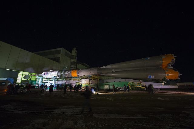 Photo credit: ESA–Stephane Corvaja, 2015