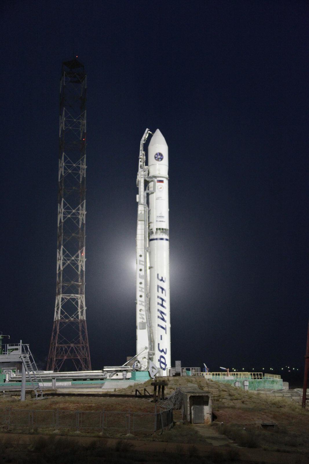 zenit spacecraft - photo #36