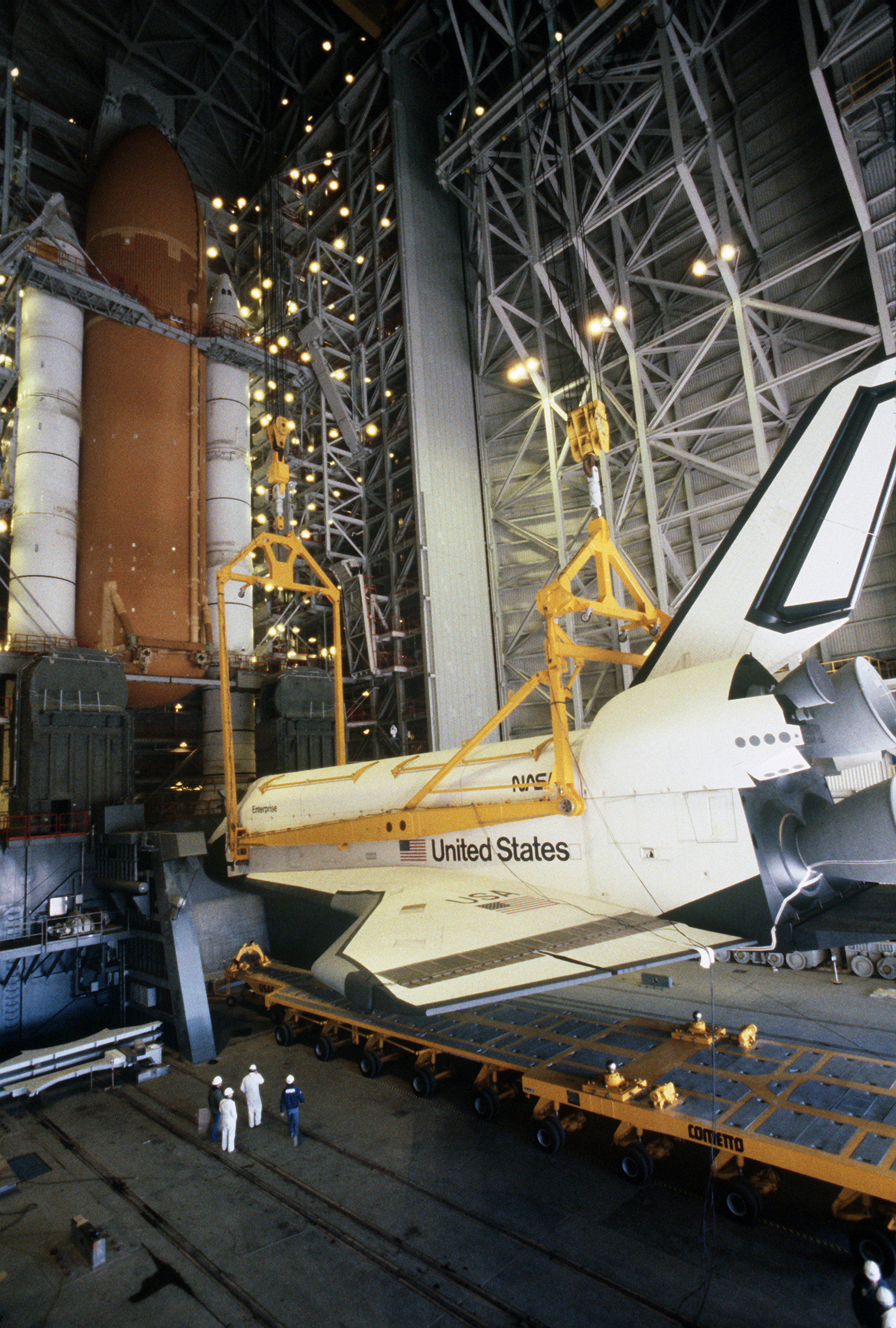 space shuttle at vandenberg - photo #27