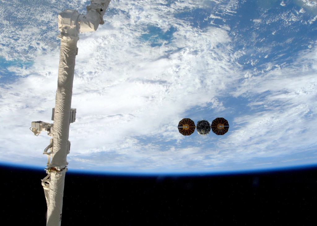Credit: NASA astronaut Tim Kopra